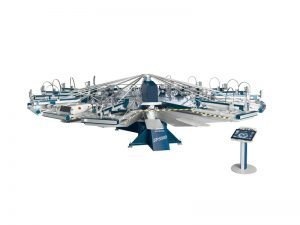 Serigrafía Textil – Pulpos Automaticos MHM, Sumiprint