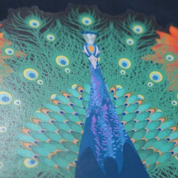 Vinilo Tatoo Nylon Galería, Sumiprint
